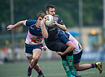 Irish Vikings vs Devil's Advocate Silver Dragons during their Pool A match as part of the GFI HKFC Rugby Tens 2017 on 05 April 2017 in Hong Kong Football Club, Hong Kong, China. Photo by Marcio Rodrigo Machado / Power Sport Images