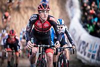 Toon Vandebosch (BEL/Pauwels Sauzen - Bingoal) <br /> <br /> CX Superprestige Zonhoven (BEL) 2019<br /> Elite & U23 mens race