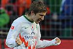 06.03.2011, Badenova-Stadion, Freiburg, GER, 1. FBL, SC Freiburg vs Werder Bremen, im Bild Marko Marin (Bremen #10) macht das 1:3, Foto © nph / Roth