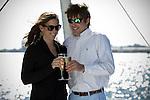 C Barnes Sailing Engagement