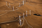Wind Turbines, Altamira Pass, CA