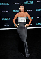 """LOS ANGELES, USA. December 11, 2019: Bree Condon at the premiere of """"Bombshell"""" at the Regency Village Theatre.<br /> Picture: Paul Smith/Featureflash"""