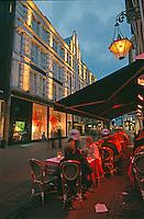 Kaufhaus Illum Bollighus auf der Strasse Oestergarde in Kopenhagen, Dänemark