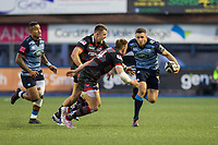 Cardiff Blues v Edinburgh Rugby - PRO14 - 01.09.2017