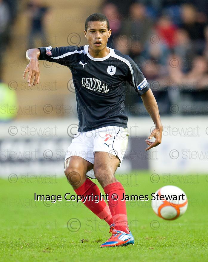 Lyle Taylor - Falkirk FC