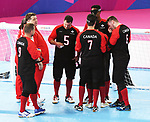 Lima 2019 - Goalball.<br />