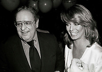 Farrah Fawcett, Jack Weston 1978 Photo by Adam Scull-PHOTOlink.net