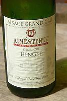 grand cru hengst tokay pinot gris 2002 aime stentz & fils wettolsheim alsace france