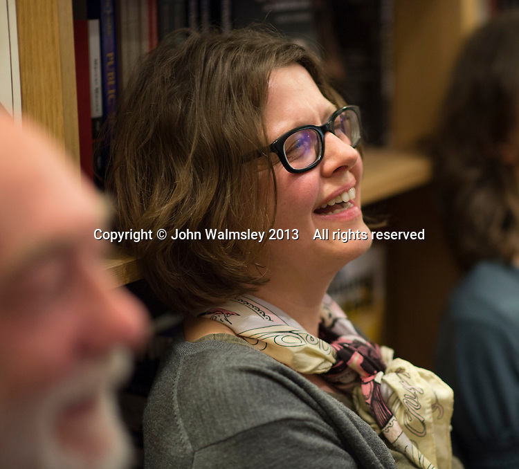 event to discuss Leila Berg's contribution to radical education and children's lives, Houseman's bookshop, London, 22nd May 2013.