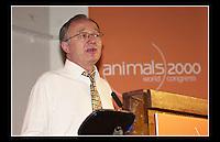 Ken Livingstone - Animals 2000 World Congress - Royal Geographic Society - Kensington Gore -16th June 2000