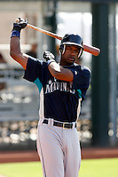 Denny Almonte - Seattle Mariners 2009 Instructional League. .Photo by:  Bill Mitchell/Four Seam Images..