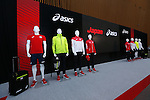 Rio de Janeiro Olympics official sportswear, MAY 26, 2016 - : A press conference about presentation of Japan national team official sportswear for Rio de Janeiro Olympics 2016 in Tokyo, Japan. (Photo by Sho Tamura/AFLO SPORT)