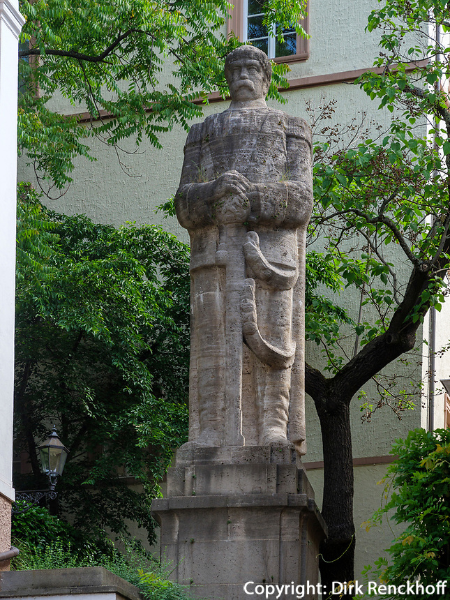 Bismarck-Denkmal , Baden-Baden, Baden-Württemberg, Deutschland, Europa<br /> Bismarck-Munument, Baden-Baden, Baden-Wuerttemberg, Germany, Europe
