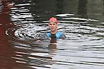 Ciaran Farrelly at the Green Buoy 1KM Swim in Clogherhead....(Photo credit should read Jenny Matthews/NEWSFILE)...