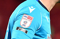 EFL Badge during Stevenage vs Bolton Wanderers, Sky Bet EFL League 2 Football at the Lamex Stadium on 21st November 2020