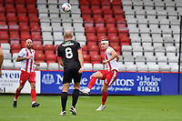 Romain Vincelot during Stevenage vs Salford City, Sky Bet EFL League 2 Football at the Lamex Stadium on 3rd October 2020