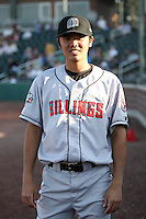 August 11, 2009: Yen-Wen Kuo of the Billings Mustangs.The Mustangs are the Pioneer League affiliate for the Cincinnati Reds. Photo by: Chris Proctor/Four Seam Images