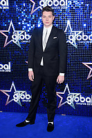 John Newman<br /> arriving for the Global Awards 2018 at the Apollo Hammersmith, London<br /> <br /> ©Ash Knotek  D3384  01/03/2018