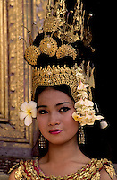 Apsara traditional dance