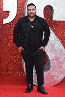 """Naughty Boy<br /> arriving for the """"Ocean's 8"""" European premiere at the Cineworld Leicester Square, London<br /> <br /> ©Ash Knotek  D3408  13/06/2018"""