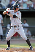 August 11, 2009: Chris Richburg of the Billings Mustangs.The Mustangs are the Pioneer League affiliate for the Cincinnati Reds. Photo by: Chris Proctor/Four Seam Images