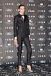 """Nieves Alvarez attends the """"ICON Magazine AWARDS"""" Photocall at Italian Consulate in Madrid, Spain. October 1, 2014. (ALTERPHOTOS/Carlos Dafonte)"""