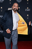 MIAMI, FL - FEBRUARY 1: Franco Harris attends the 2020 NFL Honors at the Ziff Ballet Opera House during Super Bowl LIV week on February 1, 2020 in Miami, Florida. (Photo by Anthony Behar/Fox Sports/PictureGroup)