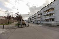 Le mail Leon Blum est l'axe majeur de Saint-Jacques-centre