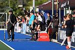 Dylan Thomas. Men's North v South hockey match, St Pauls Collegiate, Hamilton, New Zealand. Saturday 17 April 2021 Photo: Simon Watts/www.bwmedia.co.nz
