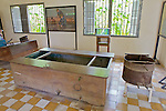 Water Tourture Chamber, Tuol Sleng Genocide Museum