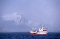 Pêche à la Morue aux Iles Lofoten / Cod Fishing in the Lofoten islands