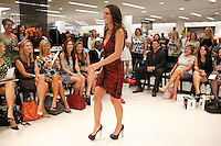 Event - Saks Fifth Avenue Fenway to the Runway 2012