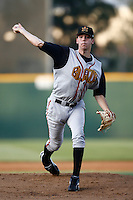 May 26 2007: Michael Schlact of the Bakersfield Blaze pitches against the Rancho Cucamonga Quakes at The Epicenter in Rancho Cucamonga,CA.  Photo by Larry Goren/Four Seam Images