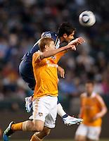 Los Angeles Galaxy vs Houston Dynamo May 25 2011