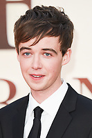 "Alex Lawther<br /> arriving for the World Premiere of ""Goodbye Christopher Robin"" at the Odeon Leicester Square, London<br /> <br /> <br /> ©Ash Knotek  D3311  20/09/2017"
