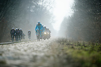 Paris-Roubaix recon 2013