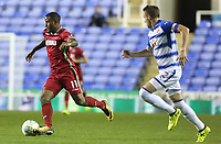 Luciano Narsingh of Swansea Cityd during the Carabao Cup Third Round match between Reading and Swansea City at Madejski Stadium, Reading, England, UK. Tuesday 19 September 2017