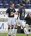 27/09/2008  Copyright Pic: James Stewart.File Name : sct_jspa19_falkirk_v_hamilton.BURTON O'BRIEN CELEBRATES AFTER HE SCORES FALKIRK'S THIRD.James Stewart Photo Agency 19 Carronlea Drive, Falkirk. FK2 8DN      Vat Reg No. 607 6932 25.Studio      : +44 (0)1324 611191 .Mobile      : +44 (0)7721 416997.E-mail  :  jim@jspa.co.uk.If you require further information then contact Jim Stewart on any of the numbers above........