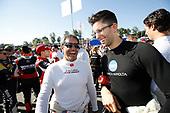 #6 Acura Team Penske Acura DPi, DPi: Juan Pablo Montoya, #10 Konica Minolta Cadillac DPi-V.R. Cadillac DPi, DPi: Jordan Taylor