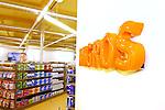 Medienorientierung des neuen Migros Provisoriums in Buchs..©Paul Trummer, Mauren / FL.www.travel-lightart.com..