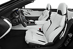 Front seat view of 2021 BMW M8 M8-Competition 2 Door Coupe Front Seat  car photos