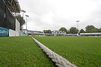 General view of the ground ahead of Essex CCC vs Surrey CCC, Specsavers County Championship Division 1 Cricket at The Cloudfm County Ground on 16th September 2019