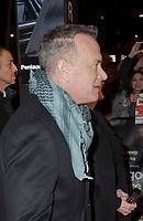 January 13 2018, PARIS FRANCE<br /> Premiere of the film Pentagon Papers at UGC Normandie Paris. Actor Tom Hanks is present.