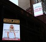 "Kristin Chenoweth - ""For The Girls"" - Theatre Marquee"