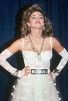 Madonna 1985<br /> Photo By Adam Scull/PHOTOlink.net