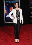 Betsy Brandt attends The Dreamworks Pictures' L.A. premiere of Need for Speed held at The TCL Chinese Theater in Hollywood, California on March 06,2014                                                                               © 2014 Hollywood Press Agency