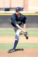 Brett Lorin / Seattle Mariners 2008 Instructional League..Photo by:  Bill Mitchell/Four Seam Images