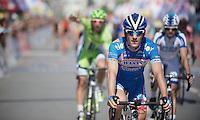 Kevin Seeldraeyers (BEL/Wanty-GroupeGobert) rolling in<br /> <br /> Tour of Turkey 2014<br /> stage 5