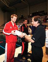 OSU Men's Diving NCAA Awards 2008