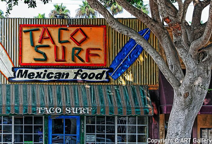 Storefront 2, Seal Beach, CA.